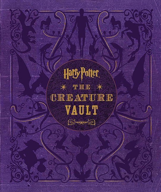 Harry Potter - The Creature Vault - arte conceitual