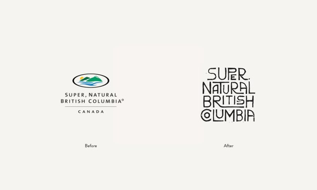 British Columbia - rebranding