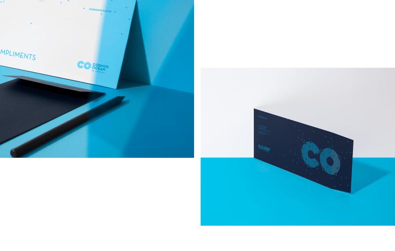 Boteco Design - Cosmos Ocean Hellas - identidade