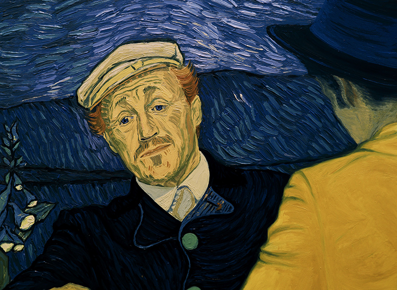 Loving Vincent - Boteco Design