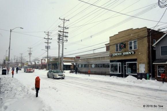 Grand total of 2 shops open on Main Street, Newark DE.