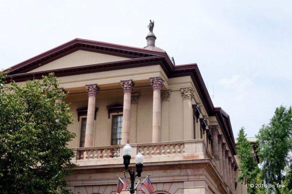 Lancaster Court House