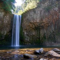 Portland, OR: Abiqua Falls