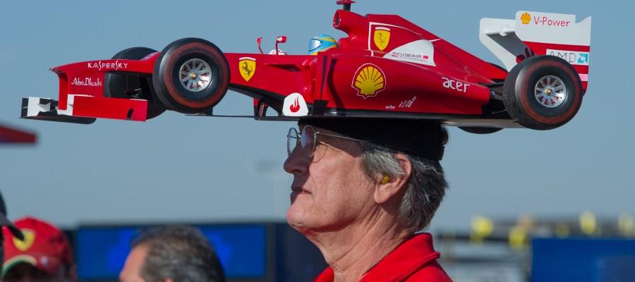 F1 Fan