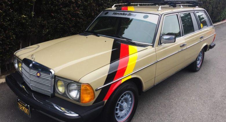Mercedes-Benz 300TD