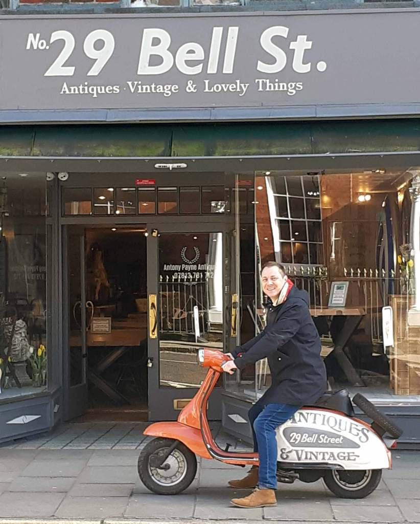 Antony Payne 29 Bell Street in Reigate