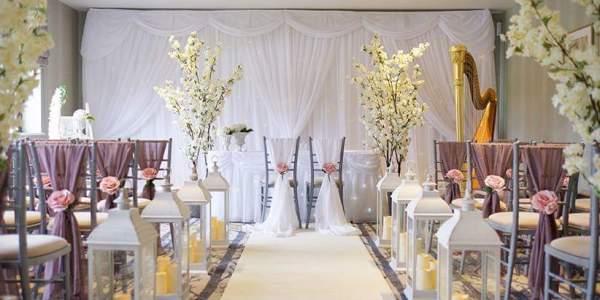 Jayne Loves Weddings ceremony room styling