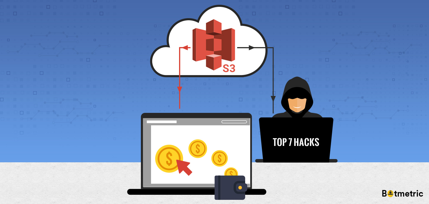 Top 7 hacks on how to get a handle on AWS S3 cost