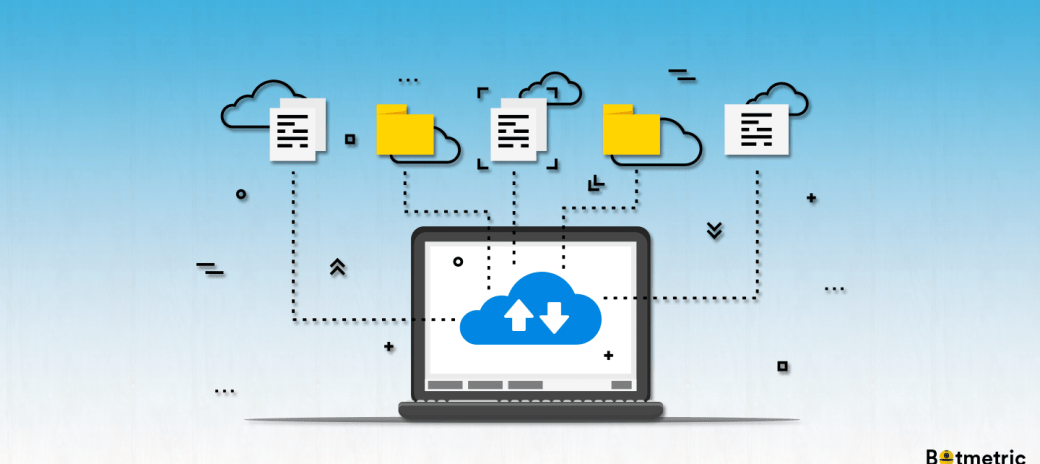 Cloud data backup guide