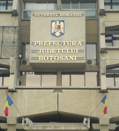Prefectura Botosani