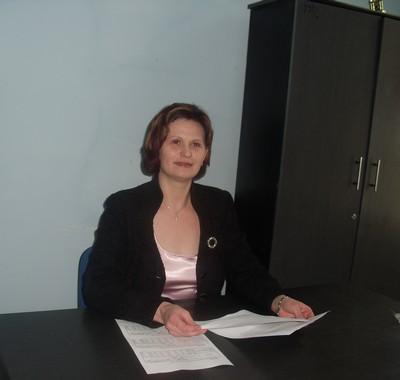 Lidia Onofrei, purtatorul de cuvint al DSP