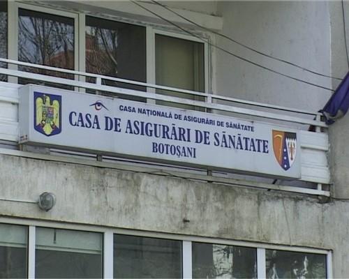 Casa de Asigurari de Sanatate Botosani