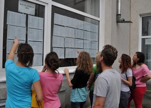 bacalaureat 2011 rezultate Mihai Eminescu