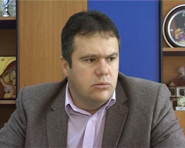 Viceprimarul Florin Ghiorghiţă