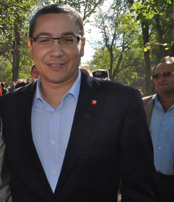 Victor Ponta, liderul PSD