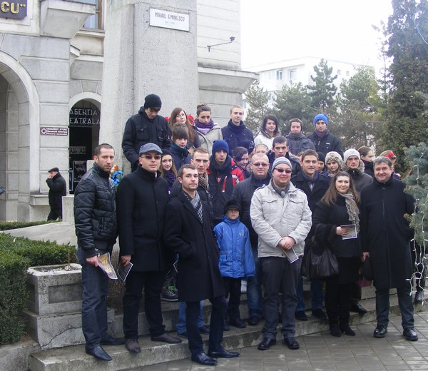 162 de ani de la nasterea lui Mihai Eminescu, marcati de TNL