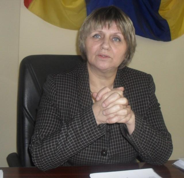 Rodica Hutuleac, presedintele CAS Botosani