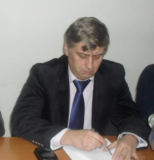Romeo Caciuc, directorul DJDP Botosani
