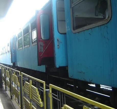 tren Botosani- Bucuresti