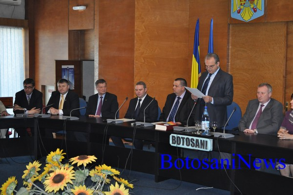 instalare prefect Adrian Constantinescu