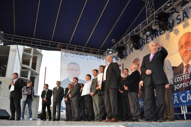 lansare candidati USL Darabani