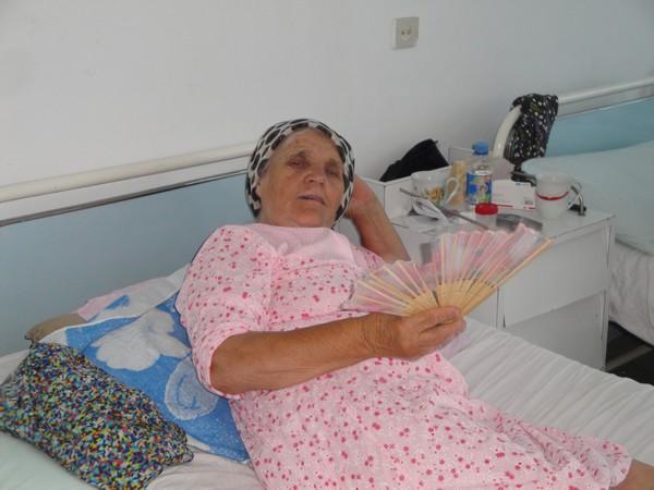 bolnavi spital caldura