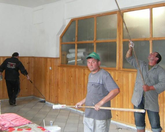 curatenie scoli