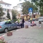 accident bulevard