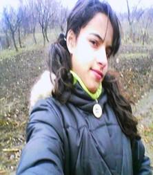 minora disparuta- Cristina Mihaela Ghidersa