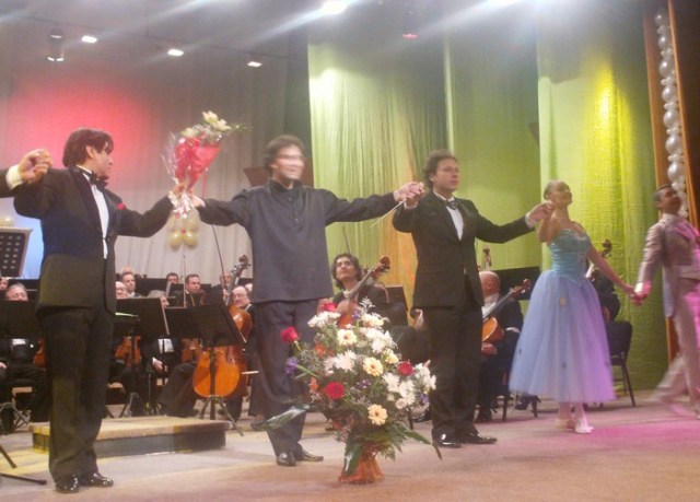 concert an nou Filarmonica Botosani