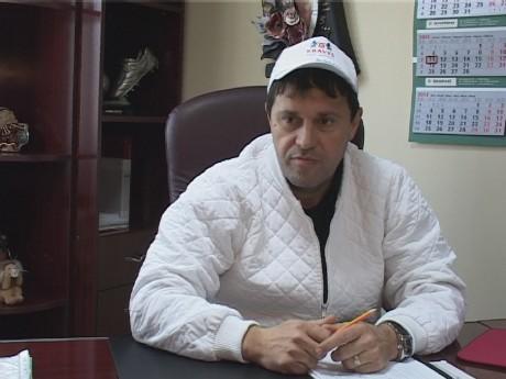 Iulian Cazacut, patronul Doly Com Botosani