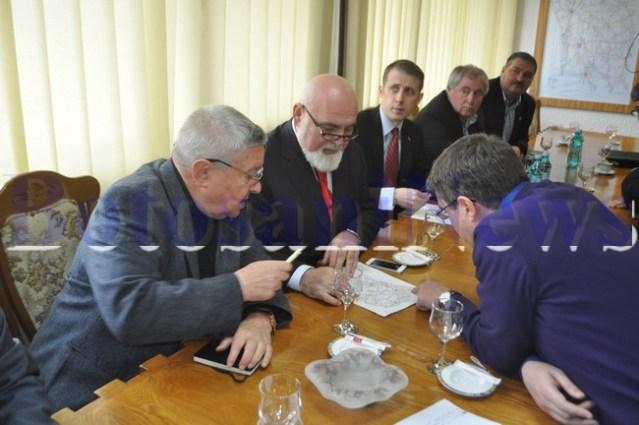 Mircea Pop la Botosani
