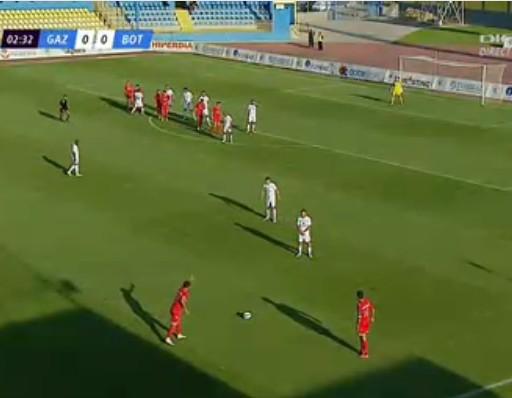 Gaz Metan Medias- FC Botosani