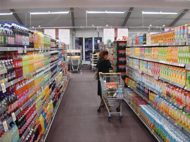 Supermarket, stiri, botosani