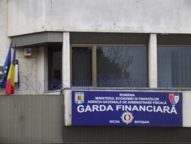 garda financiara botosani