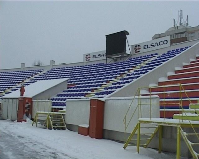 stadionul municipal, stiri, botosani, iarna