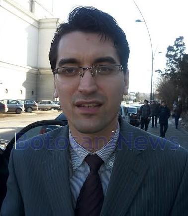 Razvan Burleanu la Botosani