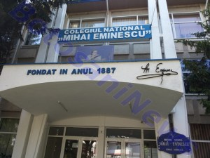 Colegiul National Mihai Eminescu Botosani (2)