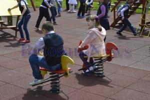 copii loc de joaca parc botosani