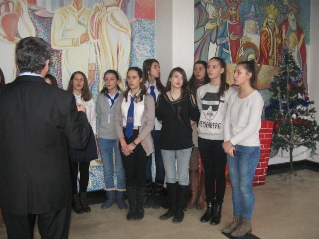 expozitie Liceul Pedagogic Botosani