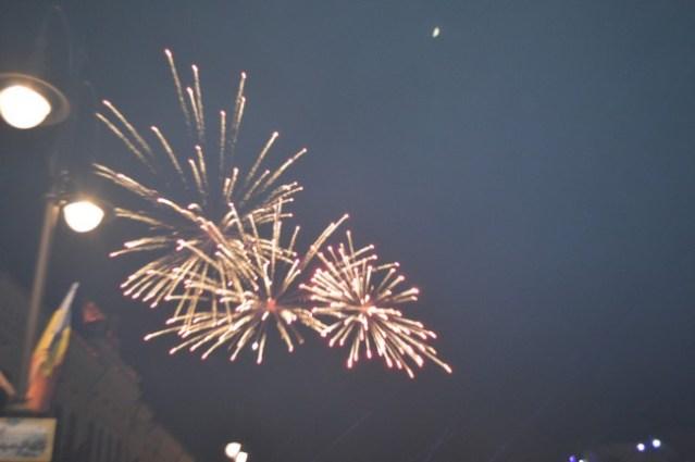 foc artificii zilele orasului Botosani1