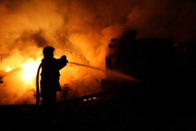 incendiu, pompieri, botosani, stiri