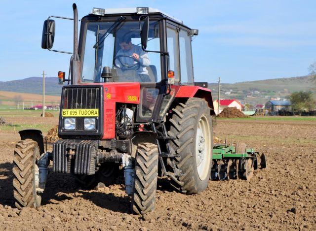 tractor fermier tudora- Botosani