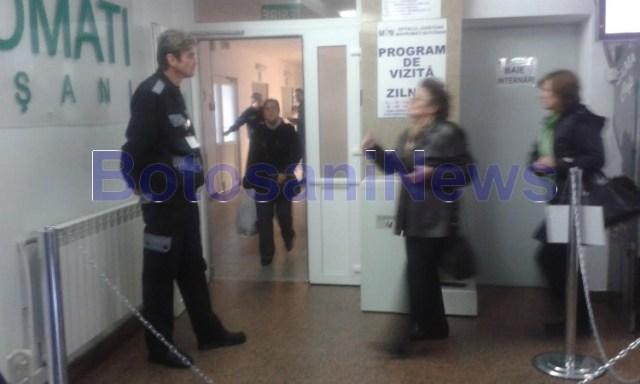 firma paza spitalul judetean Botosani