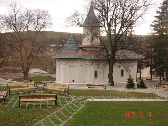 manastirea cosula- Botosani