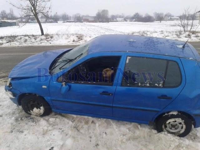 accident candesti - botosani