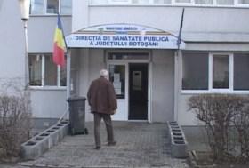 Directia de Sanatate Publica - DSP Botosani