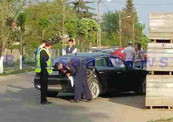 accident la Darabani- Botosani