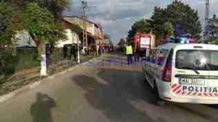 accident in Darabani- Botosani