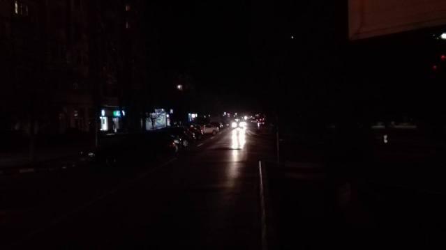 iluminatul public oprit pe Grivita- bezna in Botosani